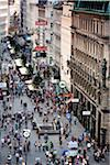 Karntner Strasse Shopping Area, Vienna, Austria Stock Photo - Premium Rights-Managed, Artist: R. Ian Lloyd, Code: 700-05642353