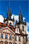 Church of Our Lady before Tyn, Old Town, Prague, Czech Republic Stock Photo - Premium Rights-Managed, Artist: R. Ian Lloyd, Code: 700-05642387