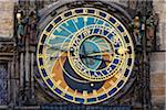 Astronomical Clock, Old Town Hall, Old Town Square, Prague, Czech Republic Stock Photo - Premium Rights-Managed, Artist: R. Ian Lloyd, Code: 700-05642393