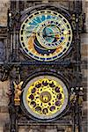 Astronomical Clock, Old Town Hall, Old Town Square, Prague, Czech Republic Stock Photo - Premium Rights-Managed, Artist: R. Ian Lloyd, Code: 700-05642394