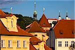 Rooftops, Mala Strana, Prague, Czech Republic Stock Photo - Premium Rights-Managed, Artist: R. Ian Lloyd, Code: 700-05642404