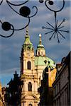 St. Nicholas Church, Mala Strana, Prague, Czech Republic Stock Photo - Premium Rights-Managed, Artist: R. Ian Lloyd, Code: 700-05642405