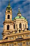 St. Nicholas Church, Mala Strana, Prague, Czech Republic