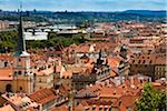 Overview of Mala Strana, Prague, Czech Republic Stock Photo - Premium Rights-Managed, Artist: R. Ian Lloyd, Code: 700-05642408