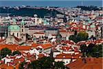 Overview of Mala Strana, Prague, Czech Republic Stock Photo - Premium Rights-Managed, Artist: R. Ian Lloyd, Code: 700-05642410