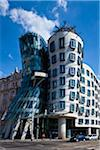Dancing House, Prague, Czech Republic Stock Photo - Premium Rights-Managed, Artist: R. Ian Lloyd, Code: 700-05642426