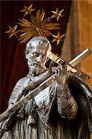 religious cross nobody - Tomb of John of Nepomuk, St. Vitus Cathedral, Prague Castle, Prague, Czech Republic Stock Photo - Premium Rights-Managednull, Code: 700-05642434