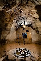 restrained - Torture Chamber, Golden Lane, Prague Castle, Prague, Czech Republic Stock Photo - Premium Rights-Managednull, Code: 700-05642448