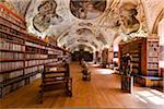 Philosophical Hall, Strahov Monastery, Prague Castle District, Prague, Czech Republic Stock Photo - Premium Rights-Managed, Artist: R. Ian Lloyd, Code: 700-05642457
