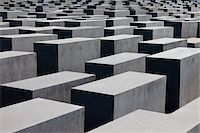 Memorial to the Murdered Jews of Europe, Berlin, Germany Stock Photo - Premium Rights-Managednull, Code: 700-05642472