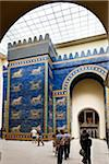 Ishtar Gate, Pergamon Museum, Museum Island, Berlin, Germany Stock Photo - Premium Rights-Managed, Artist: R. Ian Lloyd, Code: 700-05642504