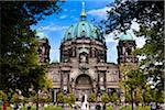 Berlin Cathedral, Museum Island, Berlin, Germany Stock Photo - Premium Rights-Managed, Artist: R. Ian Lloyd, Code: 700-05642515