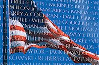 1960s - 1970s - 1980s AMERICAN FLAG REFLECTED IN WALL OF VIETNAM VETERANS MEMORIAL WASHINGTON DC USA Stock Photo - Premium Rights-Managednull, Code: 846-05646246