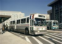 1970s BUS TERMINAL METRO BUS COMMUTE COMMUTERS WASHINGTON DC BUSES VEHICLE PUBLIC TRANSPORTATION Stock Photo - Premium Rights-Managednull, Code: 846-05647230