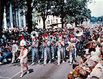 1970s - 1960s MARCHING BAND PARADE