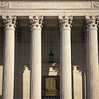 WASHINGTON DC COLUMNS OF SUPREME COURT BUILDING Stock Photo - Premium Rights-Managednull, Code: 846-05647339