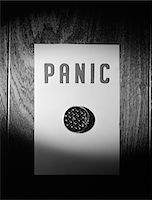 1960s - 1970s PANIC BUTTON ON WALL Stock Photo - Premium Rights-Managednull, Code: 846-05648266