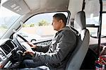 Taxi driver, Kommetjie, Cape Town, Western Cape Province, South Africa