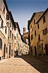Volterra, Historic Walled Hill Town, Tuscany, Italy Stock Photo - Premium Royalty-Freenull, Code: 614-05650785