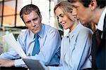 Business people working together Stock Photo - Premium Royalty-Freenull, Code: 635-05651613
