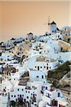 View of Oia at Sunset, Santorini Island, Greece Stock Photo - Premium Rights-Managed, Artist: F. Lukasseck, Code: 700-05653112