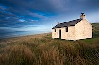 Cottage, Hartside Pass , North Pennines, Cumbria, England Stock Photo - Premium Rights-Managednull, Code: 700-05653166