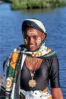 Mayotte, portrait of a child Stock Photo - Premium Royalty-Freenull, Code: 610-05654345