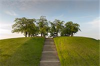 forward - View of stairs with hill Stock Photo - Premium Royalty-Freenull, Code: 6102-05655443