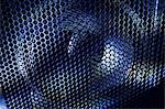 Close up of waffle over stereo speaker Stock Photo - Premium Royalty-Free, Artist: Robert Harding Images, Code: 649-05657933