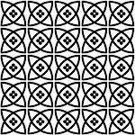 seamless pattern, perfectly tile-able both horizontally and vertically; scalable and editable vector illustration (eps); Stock Photo - Royalty-Free, Artist: milalala                      , Code: 400-05663293