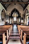 Inside of the church of Saint's Peter and Paul at Charing in Kent, UK Stock Photo - Royalty-Free, Artist: Jez22                         , Code: 400-05663539