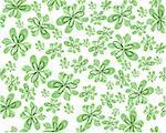 seamless vector flower pattern Stock Photo - Royalty-Free, Artist: Mary1507                      , Code: 400-05668005