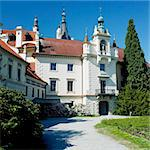Pruhonice chateau, Czech Republic Stock Photo - Royalty-Free, Artist: phbcz                         , Code: 400-05668175