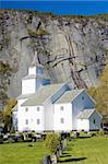 church, Valle, Norway Stock Photo - Royalty-Free, Artist: phbcz                         , Code: 400-05668291