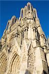 Cathedral Notre Dame, Reims, Champagne, France Stock Photo - Royalty-Free, Artist: phbcz                         , Code: 400-05668513