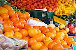 Oranges and other fruits on a market stall Stock Photo - Royalty-Free, Artist: Dutourdumonde                 , Code: 400-05669328