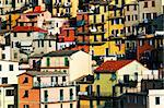 Manarola village, Cinque Terre, Italy, Europe Stock Photo - Royalty-Free, Artist: rechitansorin                 , Code: 400-05670621