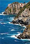 The Ligurian Coast Stock Photo - Royalty-Free, Artist: rechitansorin                 , Code: 400-05672399