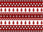 seamless pattern with fabric texture, christmas fabric texture Stock Photo - Royalty-Free, Artist: lemony                        , Code: 400-05672521