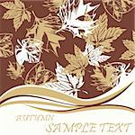 grange autumn background with place for your text Stock Photo - Royalty-Free, Artist: SelenaMay                     , Code: 400-05673380