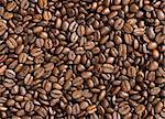 high quality roasted coffee background Stock Photo - Royalty-Free, Artist: tetkoren                      , Code: 400-05673928