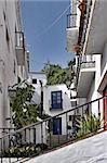 Mijas the white city in Malaga Spain Stock Photo - Royalty-Free, Artist: Andersen66                    , Code: 400-05675940