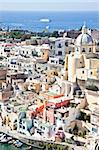 Panoramic view of Procida Isle, in Naples Gulf, Italy Stock Photo - Royalty-Free, Artist: Perseomedusa                  , Code: 400-05676011
