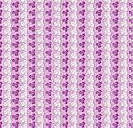 Cute purple vector floral seamless background