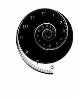 rolffimages (artist) - spiral_for_clock Stock Photo - Royalty-Freenull, Code: 400-05678370