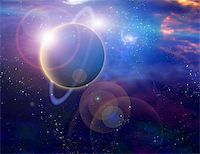 rolffimages (artist) - Planet and cosmos Stock Photo - Royalty-Freenull, Code: 400-05678379