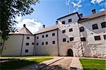 view of the entrance of Turku castle Stock Photo - Royalty-Free, Artist: Jule_Berlin                   , Code: 400-05680945