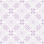 Abstract background of beautiful seamless floral pattern Stock Photo - Royalty-Free, Artist: inbj                          , Code: 400-05683113
