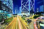 traffic through downtown Stock Photo - Royalty-Free, Artist: leungchopan                   , Code: 400-05684551
