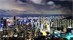 Modern urban landscape Stock Photo - Royalty-Free, Artist: leungchopan                   , Code: 400-05684576